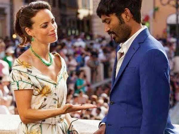 Here's the first look of Dhanush's debut Hollywood film