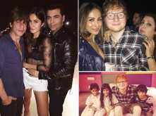 Inside pictures from Farah Khan's lavish party for Ed Sheeran