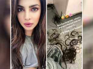 Priyanka Chopra chops off her long hair for Quantico season 3