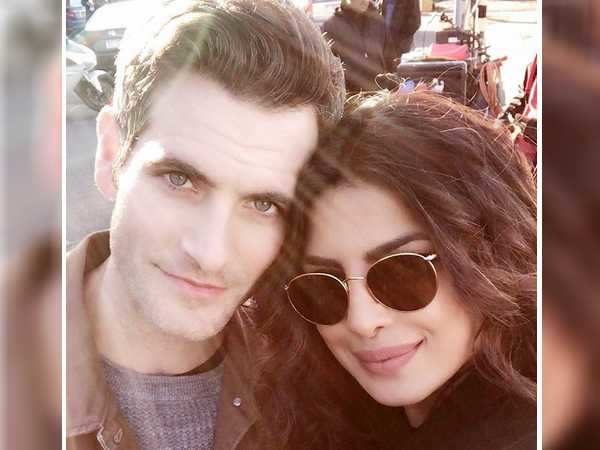 Picture Alert! Priyanka Chopra welcomes new member Alan Powell in Quantico season 3