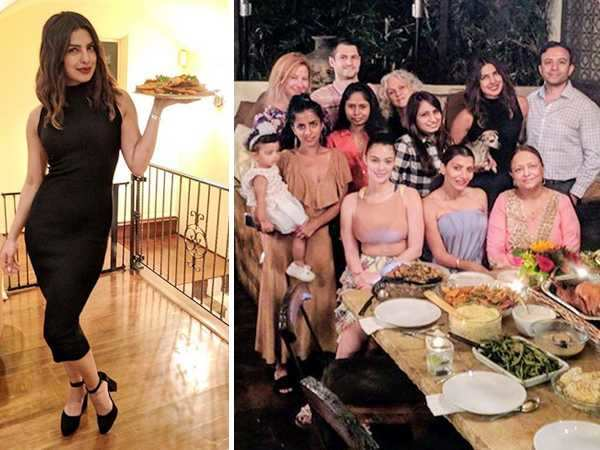 All Pictures! We can't thank Priyanka Chopra enough for sharing all her Thanksgiving fun