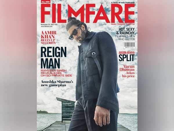 Presenting our cover star - Ranveer Singh