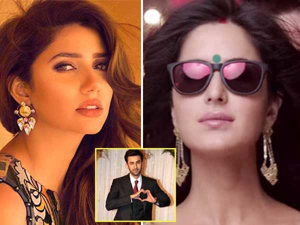 Video Alert: Mahira Khan grooves to Katrina Kaif's Kala Chashma