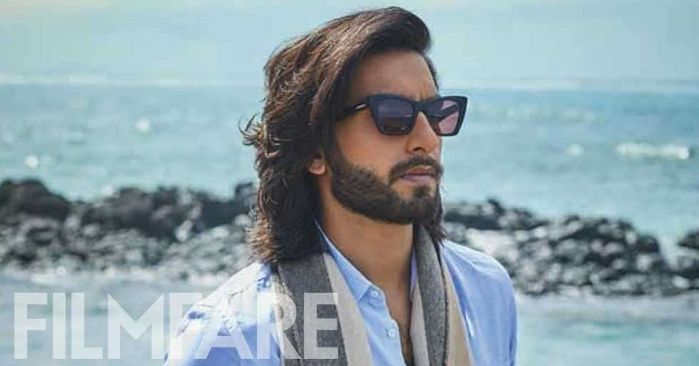 Ranveer Singh Shines On The Latest Cover Of Filmfare Filmfare Com