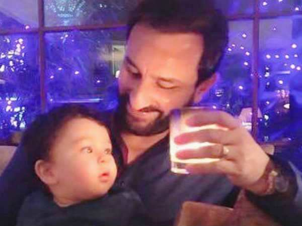 Saif Ali Khan has a special gift for son Taimur Ali Khan's birthday