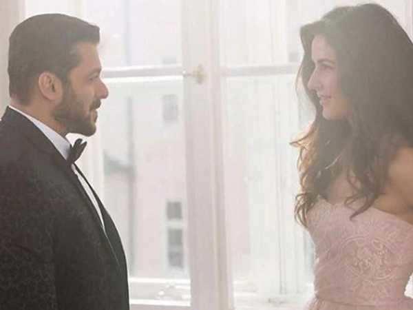 Salman Khan refuses to kiss Katrina Kaif on-screen