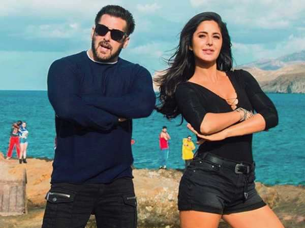 Salman Khan and Katrina Kaif look super sexy in this new still from Swag Se Karenge Sabka Swagat