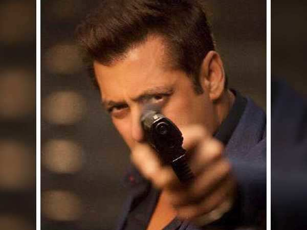 Salman Khan begins prepping up for his Race 3 look