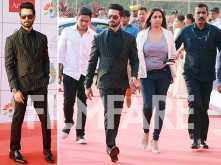 Shahid Kapoor makes a grand entry at the International Film Festival of India