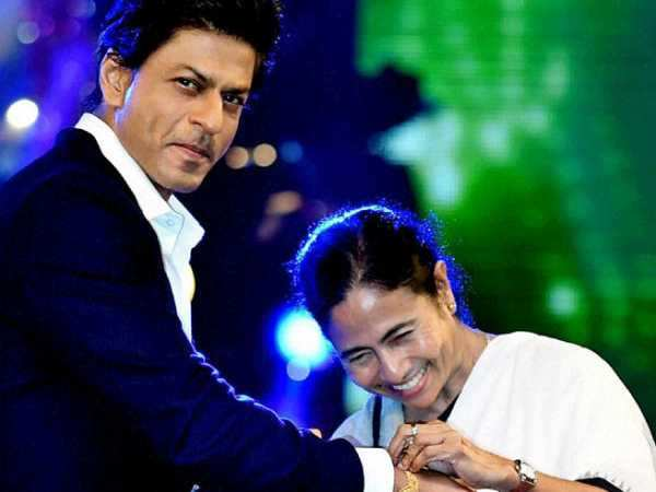 West Bengal CM Mamata Banerjee's sweet gesture towards Shah Rukh Khan