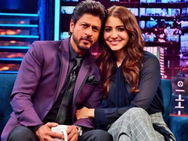 Revealed! Here's what Shah Rukh Khan & Anushka Sharma's characters are named in Aanand L Rai film