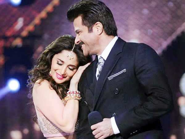 Dhak Dhak pair Anil Kapoor and Madhuri Dixit Nene may romance each other in Total Dhamaal