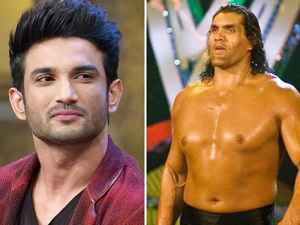 Exclusive! Sushant Singh Rajput says no to Khali biopic