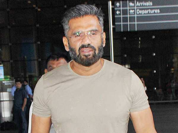 Exclusive! Suniel Shetty walks out of Paltan