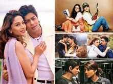 Presenting Shah Rukh Khan's rate-o-meter with his heroines