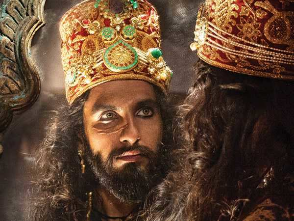 Exclusive! Ranveer Singh talks about playing Alauddin Khilji in Padmavati