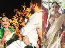 Aisha actress Amrita Puri's destination wedding in Bangkok is all things dreamy