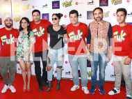 Photos! Team Fukrey Returns have a blast promoting the film in the city