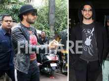Ranveer Singh and Sidharth Malhotra go all black for their off-duty avatars