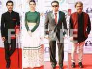 Rajkummar Rao, Radhika Apte, A.R Rahman and Vishal Bhardwaj grace the opening ceremony of IFFI