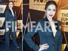 In Pictures! Malaika Arora's suited up look is drool worthy