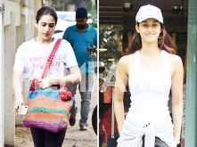 Disha Patani and Sara Ali Khan look way too hot in their chic avatars!