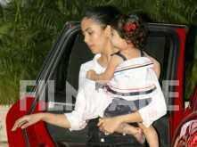 Cuteness Overload! Misha Kapoor's play date with mamma Mira Kapoor