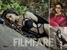 Hot! All the steamy pictures of Deepika Padukone from her latest Filmfare cover shoot