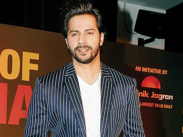 Filmfare Exclusive! Varun Dhawan gets 'pricey'