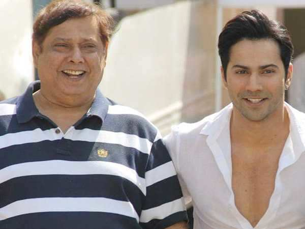 Filmfare Exclusive! David Dhawan comes to son Varun Dhawan's rescue