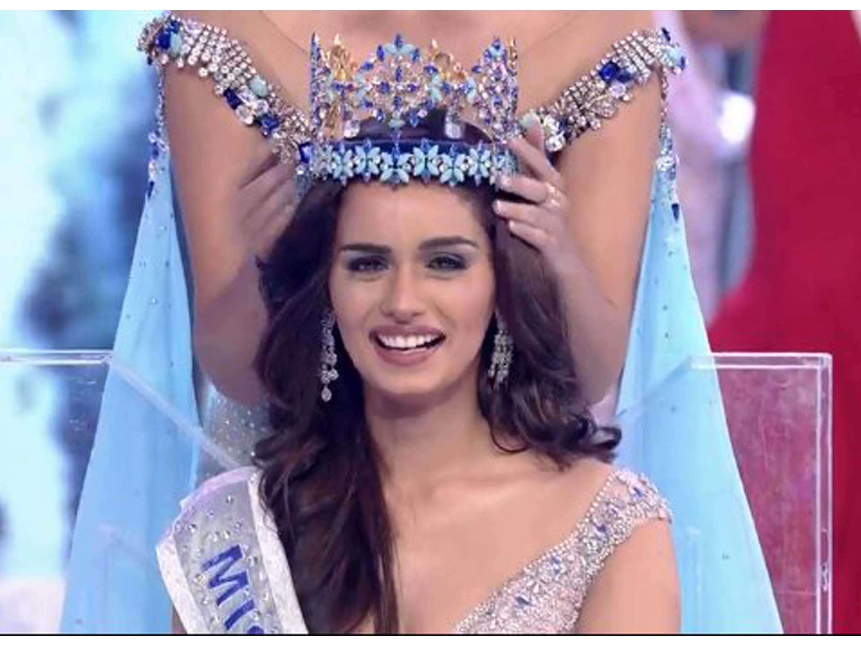 Who is Manushi Chhillar