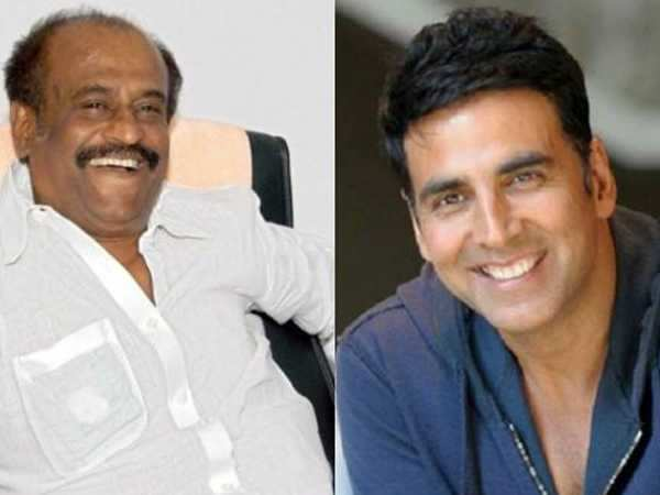 Rajinikanth and Akshay Kumar starrer 2.0 to release on Tamil New Year?