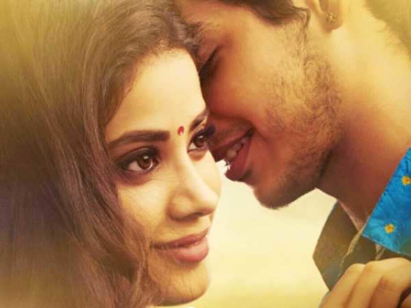 It's official! Ishaan Khatter-Janhvi Kapoor's Sairat remake christened Dhadak