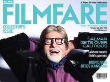 Platinum power! Amitabh Bachchan's special birthday issue