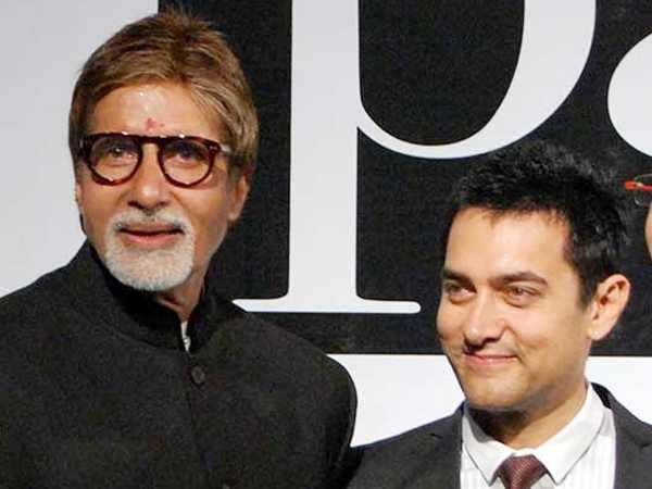 Aamir Khan praises Amitabh Bachchan