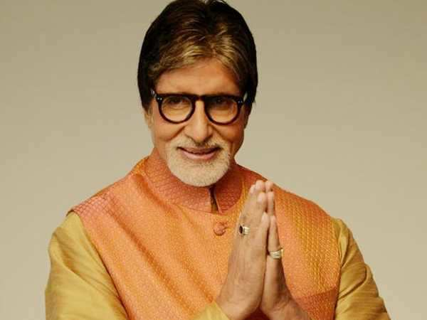No celebration for Amitabh Bachchan this year