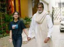 Navya Naveli's latest picture with grand dad Amitabh Bachchan will melt your hearts!