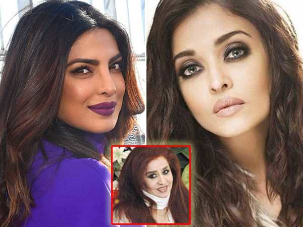 Is this former beauty queen going to replace Priyanka Chopra in the Shahnaz Husain's biopic?