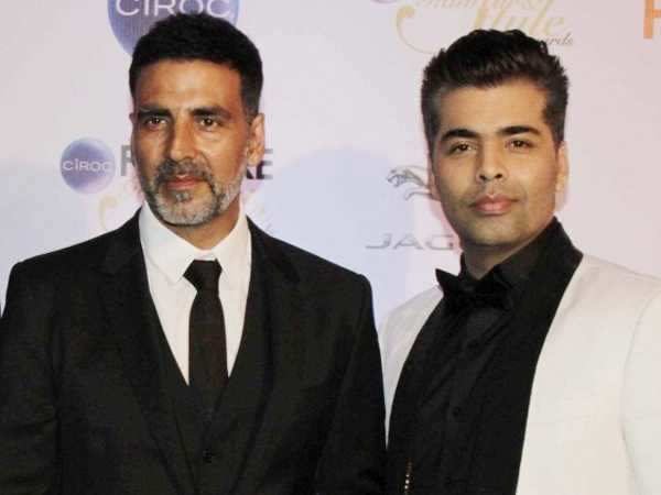 Akshay Kumar to co-produce Kesari with Karan Johar