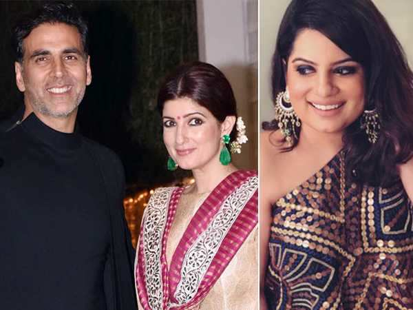 You can't miss Twinkle Khanna's reaction to Akshay Kumar's comment on Mallika Dua