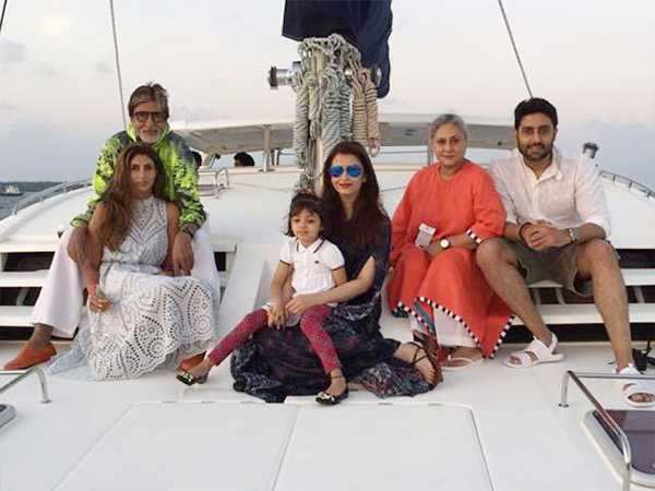 Here's where the Bachchans are headed for Big B's 75th