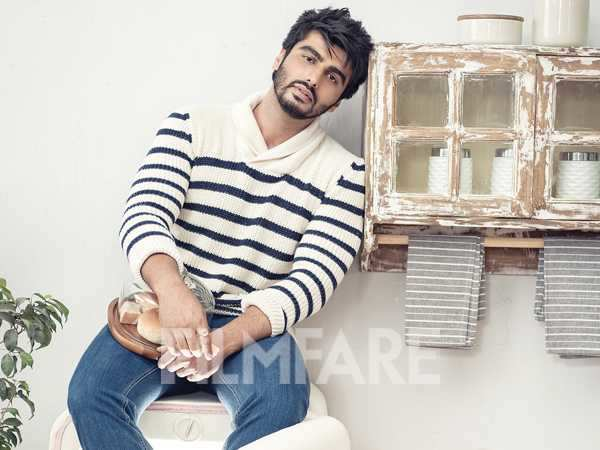 Interesting! Arjun Kapoor says he doesn't shy away from sharing screen space with other actors