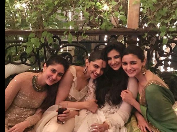 50 inside pictures and videos from all the Bollywood Diwali parties!