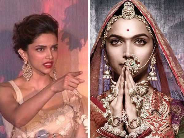Deepika Padukone is furious over the goons who destroyed the Padmavati rangoli;lashes out on Twitter