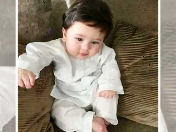 This is who clicks all of Taimur Ali khan's viral pictures!