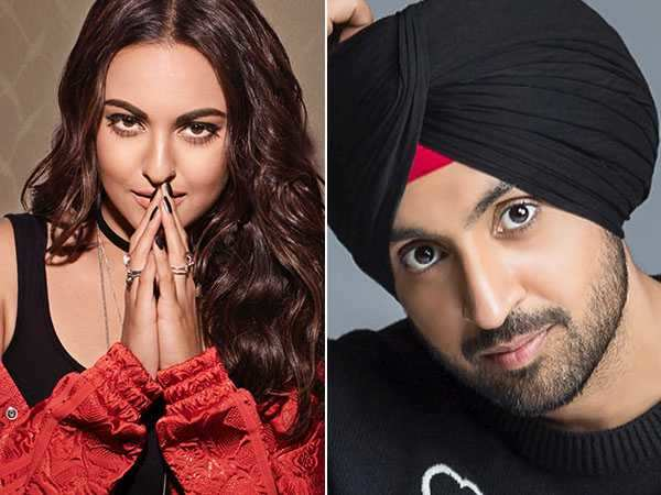 Sonakshi Sinha and Diljit Dosanjh to star in Golmaal In New York