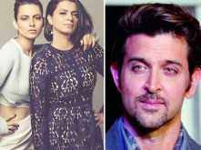 Kangana Ranaut's sister Rangoli lashes out at Hrithik Roshan yet again!