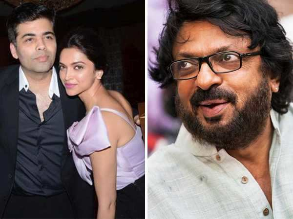 Karan Johar is all praises for Sanjay Leela Bhansali