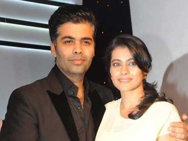 Finally! Kajol and Karan Johar call a truce