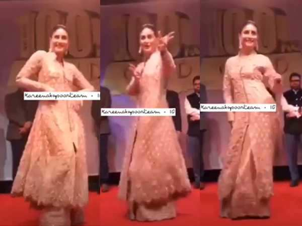 Kareena Kapoor Khan dancing to Chammak Challo will give you all the feels